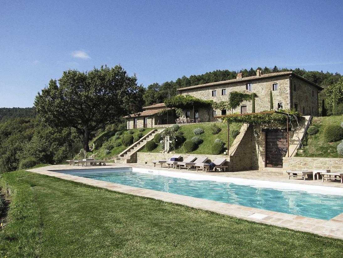 villa de luxe en italie avec piscine priv e