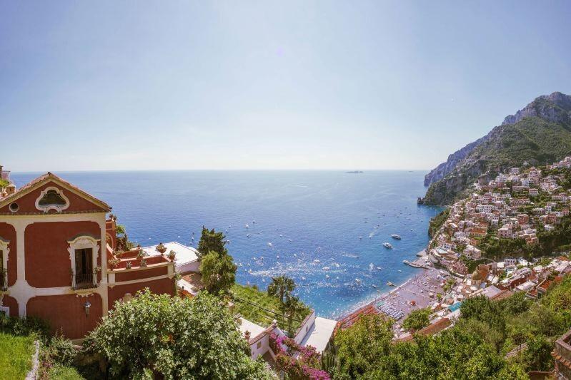 Positano Positano Amalfiküste Dimora Vescovile gallery 034