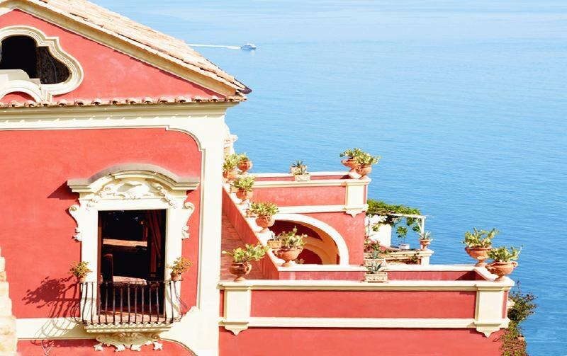 Positano Positano Amalfiküste Dimora Vescovile gallery 033