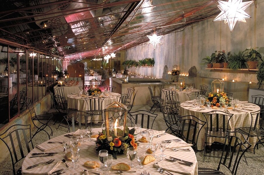 Die Limonia des Le Casine bietet sich ideal für große Feste und Anlässe an