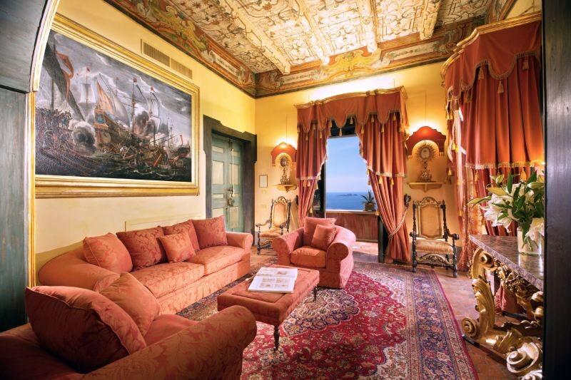 Positano Positano Amalfiküste Dimora Vescovile gallery 016