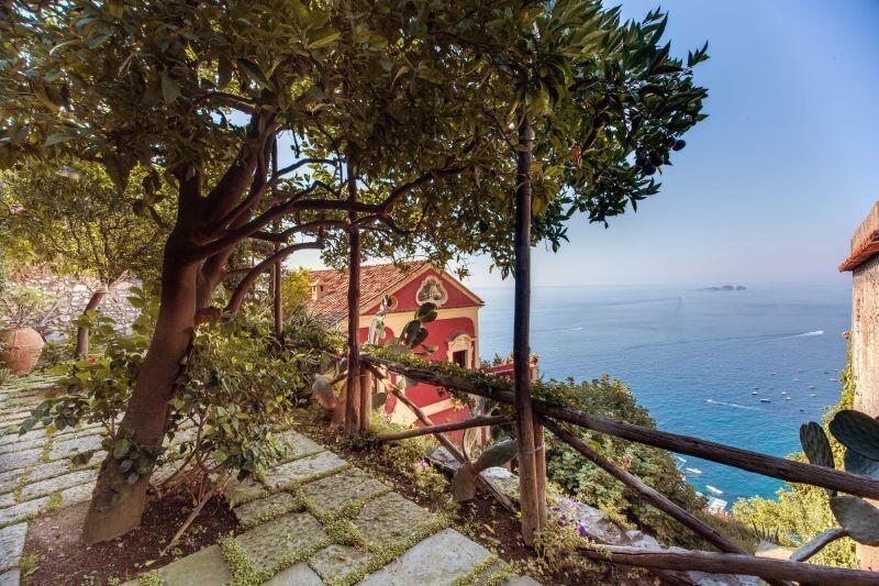 Positano Positano Amalfiküste Dimora Vescovile gallery 032