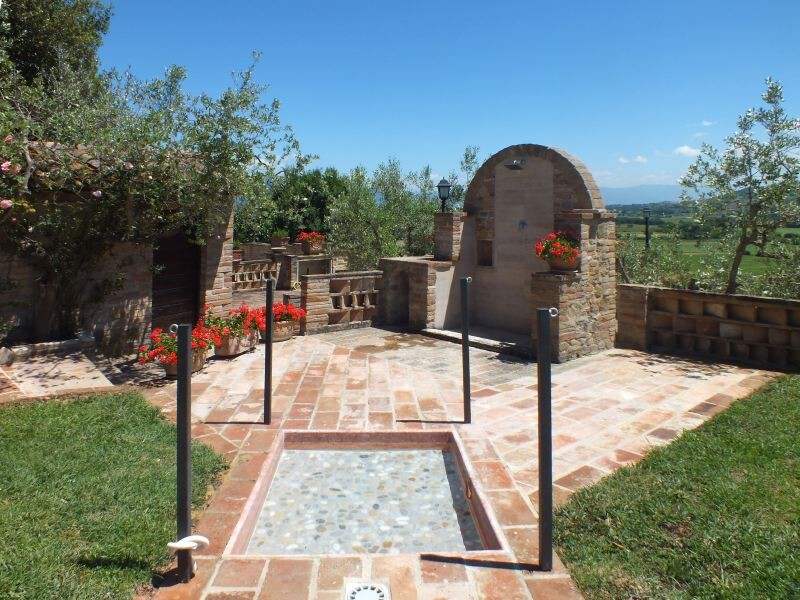 Torgiano Umbrian-countryside Umbria Casale del Colle gallery 007